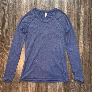 Lucy Long Sleeved Athletic Top